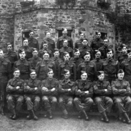 Home Guard Musselburgh on parade.jpg