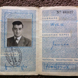 Jim Wylie, ID card 1948.jpeg