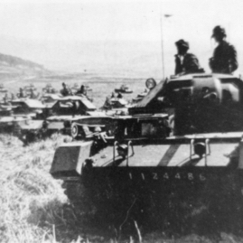 Polish tanks in the Lammermuirs.jpg