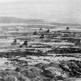Polish tanks training in the Lammermuirs.jpg